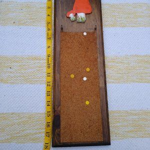 Mushroom Memo Board